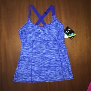 TYR Tankini Top - new with tags